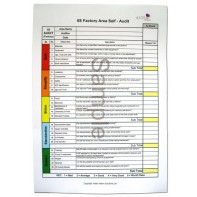 5S Audit Forms - Factory