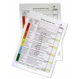 5S Audit Forms - Company Wide